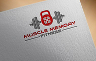 Muscle Memory fitness Logo - Entry #89