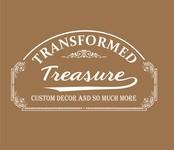 Transformed Treasure Logo - Entry #55
