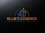 ellie's essence candle co. Logo - Entry #97