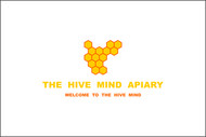 The Hive Mind Apiary Logo - Entry #117