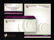 Business Card, Letterhead & Envelope Logo - Entry #38