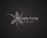 Michelle Potter Photography Logo - Entry #190