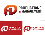 Corporate Logo Design 'AD Productions & Management' - Entry #78
