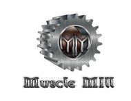 Muscle MIll Logo - Entry #136