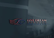 LiveDream Apparel Logo - Entry #534