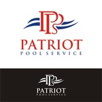 Patriot Pool Service Logo - Entry #219