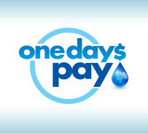 A Days Pay/One Days Pay-Design a LOGO to Help Change the World!  - Entry #87