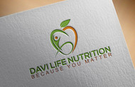 Davi Life Nutrition Logo - Entry #482