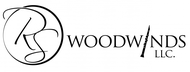 Woodwind repair business logo: R S Woodwinds, llc - Entry #21