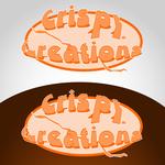 Crispy Creations logo - Entry #10