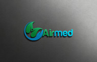 Airmed Logo - Entry #140