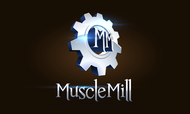 Muscle MIll Logo - Entry #107
