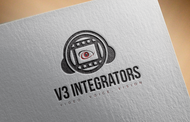 V3 Integrators Logo - Entry #244