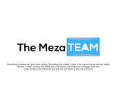 The Meza Group Logo - Entry #49
