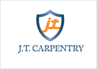 J.T. Carpentry Logo - Entry #22