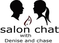 """""""Salon Chat"""" Logo - Entry #38"""