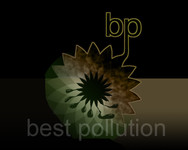 BP Logo Redesign Or De-Design - Entry #8