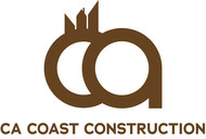 CA Coast Construction Logo - Entry #75
