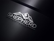 Shepherd Drywall Logo - Entry #7