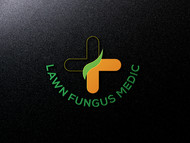 Lawn Fungus Medic Logo - Entry #106