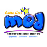 santa cruz children's museum of discovery  MOD Logo - Entry #31