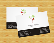 Logo & business card - Entry #22