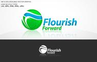 Flourish Forward Logo - Entry #51