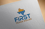 First Texas Solar Logo - Entry #84