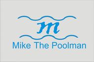 Mike the Poolman  Logo - Entry #75