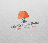 Lehal's Care Home Logo - Entry #43