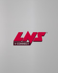 LNS Connect or LNS Connected or LNS e-Connect Logo - Entry #59