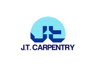 J.T. Carpentry Logo - Entry #73