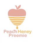 PeachHoneyPreemie Logo - Entry #73
