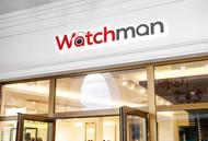 Watchman Surveillance Logo - Entry #24