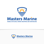 Masters Marine Logo - Entry #134