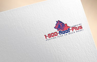 1-800-Roof-Plus Logo - Entry #34