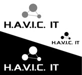 H.A.V.I.C.  IT   Logo - Entry #18