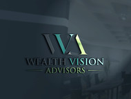 Wealth Vision Advisors Logo - Entry #93