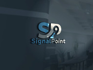 SignalPoint Logo - Entry #43