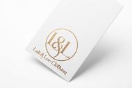 Lali & Loe Clothing Logo - Entry #9