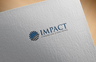 Impact Financial coaching Logo - Entry #136