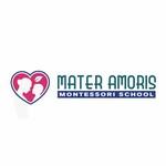 Mater Amoris Montessori School Logo - Entry #123