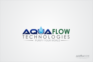 AquaFlow Technologies Logo - Entry #47