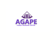 Agape Logo - Entry #240