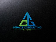 Impact Consulting Group Logo - Entry #107