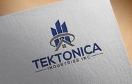 Tektonica Industries Inc Logo - Entry #172