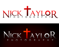 Nick Taylor Photography Logo - Entry #183