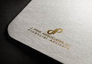 J. Pink Associates, Inc., Financial Advisors Logo - Entry #346