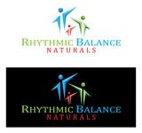 Rhythmic Balance Naturals Logo - Entry #115