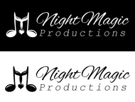 Night Magic Productions Logo - Entry #25